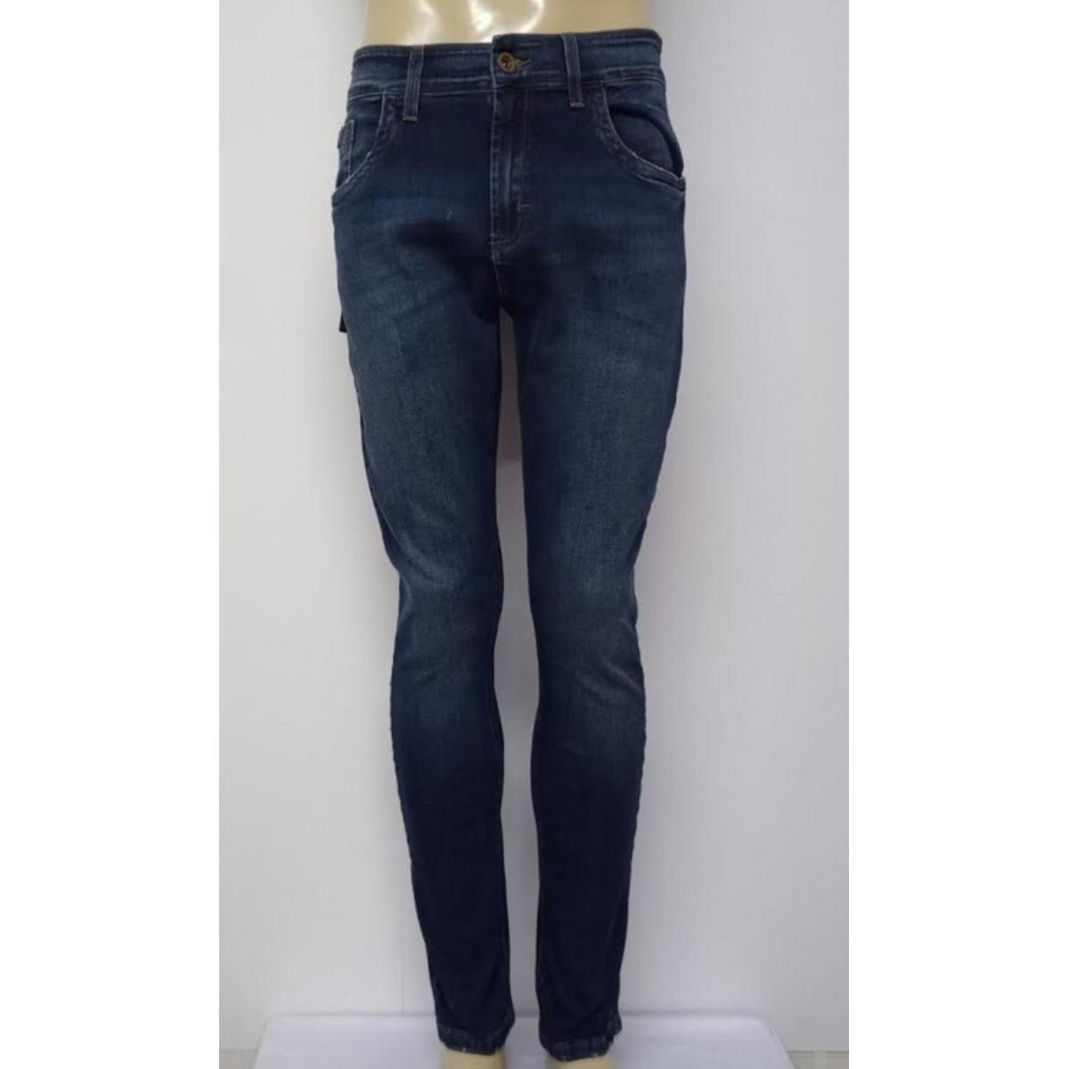 Calça Masculina Index 01.01.1004906 Jeans
