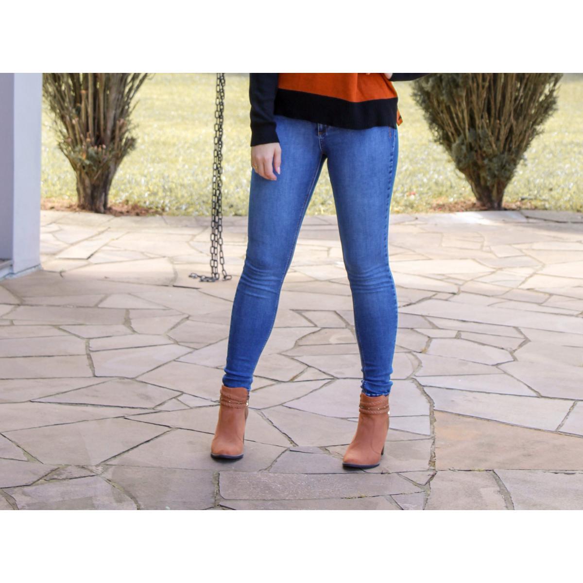 Calça Feminina Index 01.01.004974 Jeans