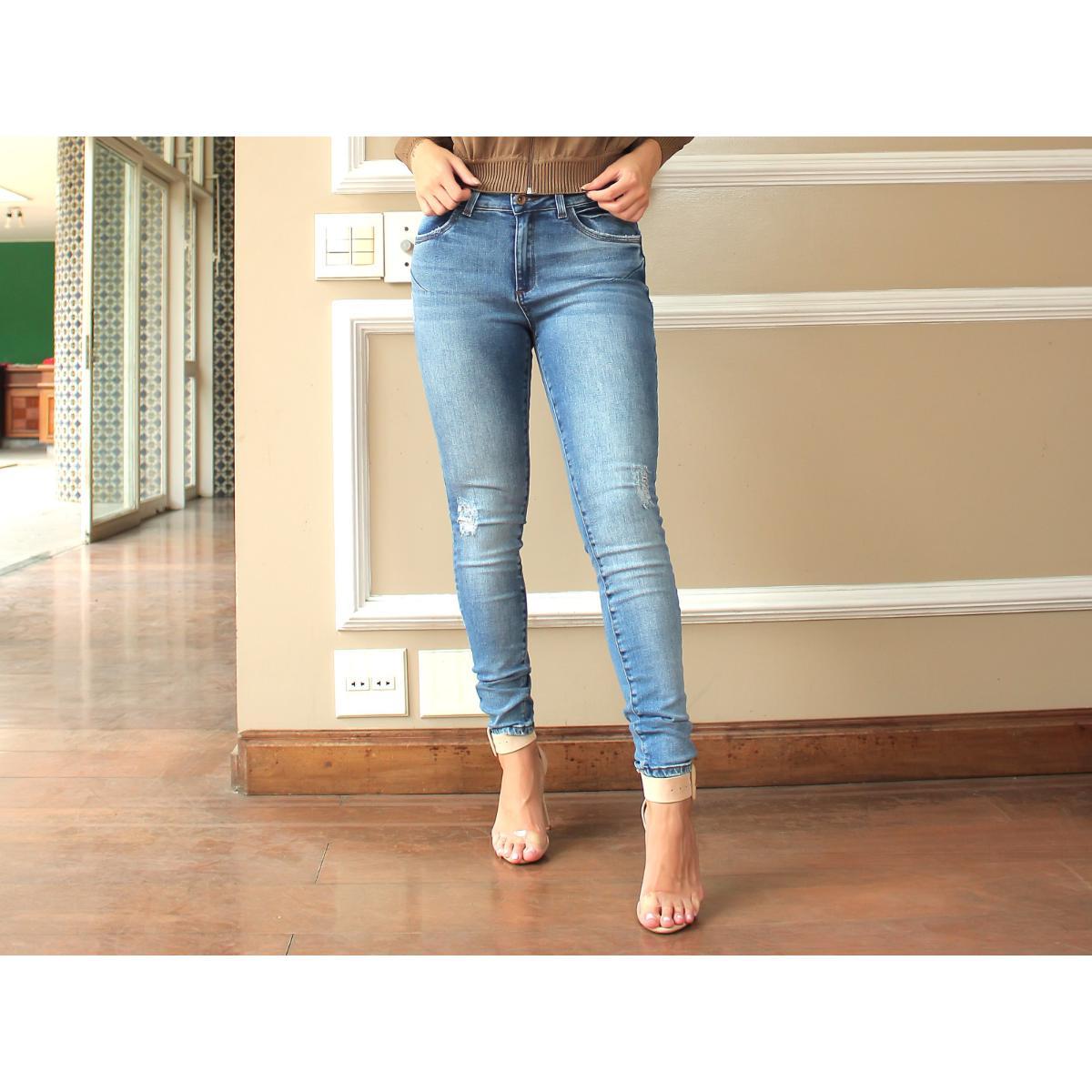 Calça Feminina Index 01.01.004996 Jeans