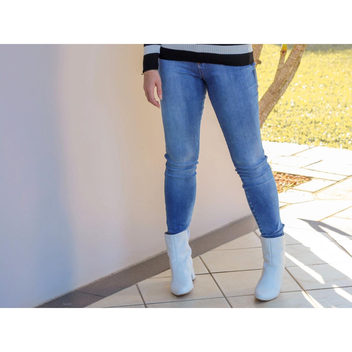 Calça Feminina Index 01.01.005016 Jeans
