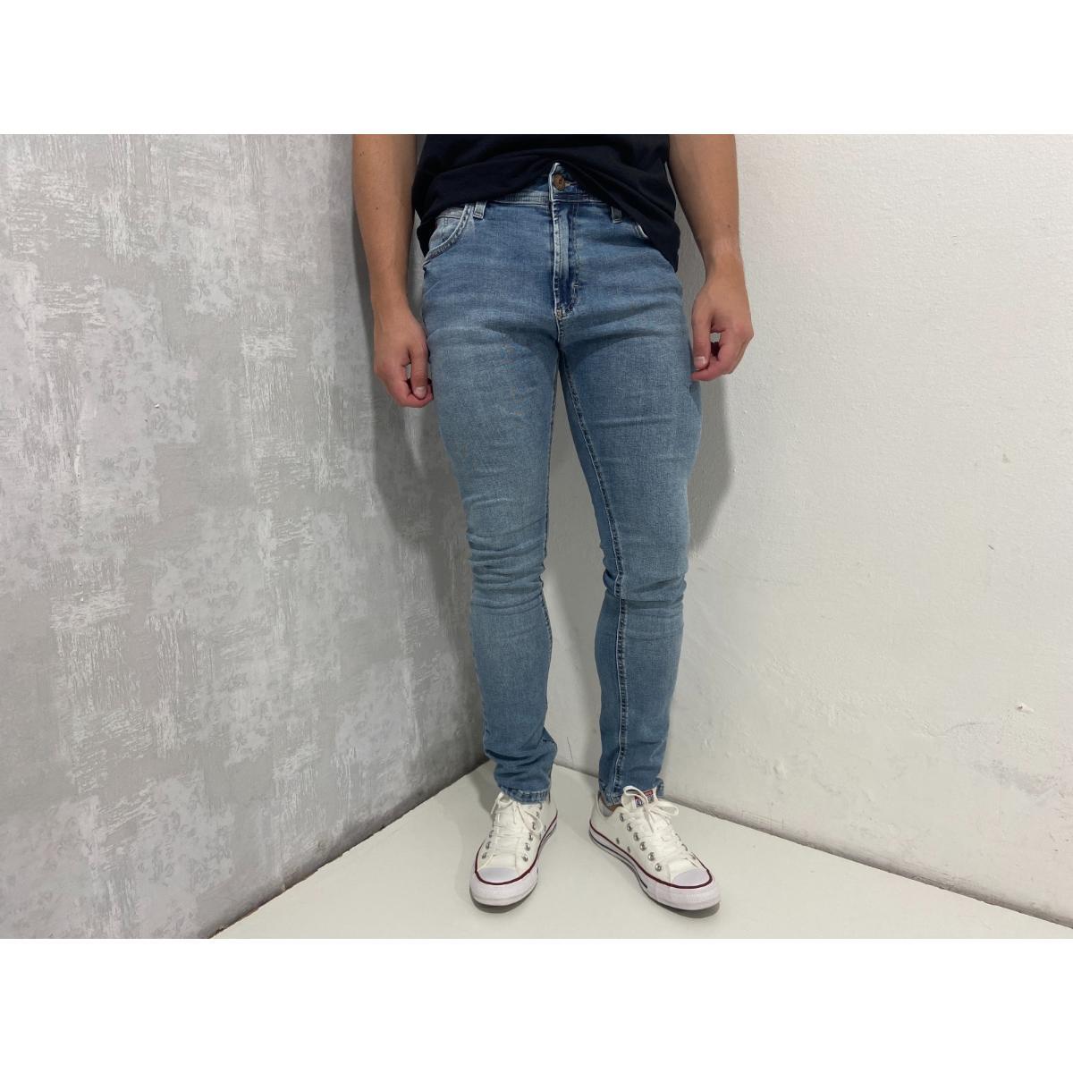 Calça Masculina Index 01.01.004885 Jeans