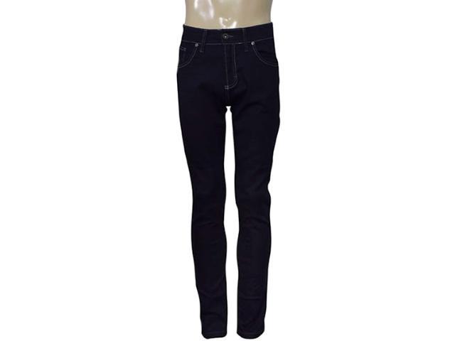 Calça Masculina Index 01.01.003109 Jeans Escuro