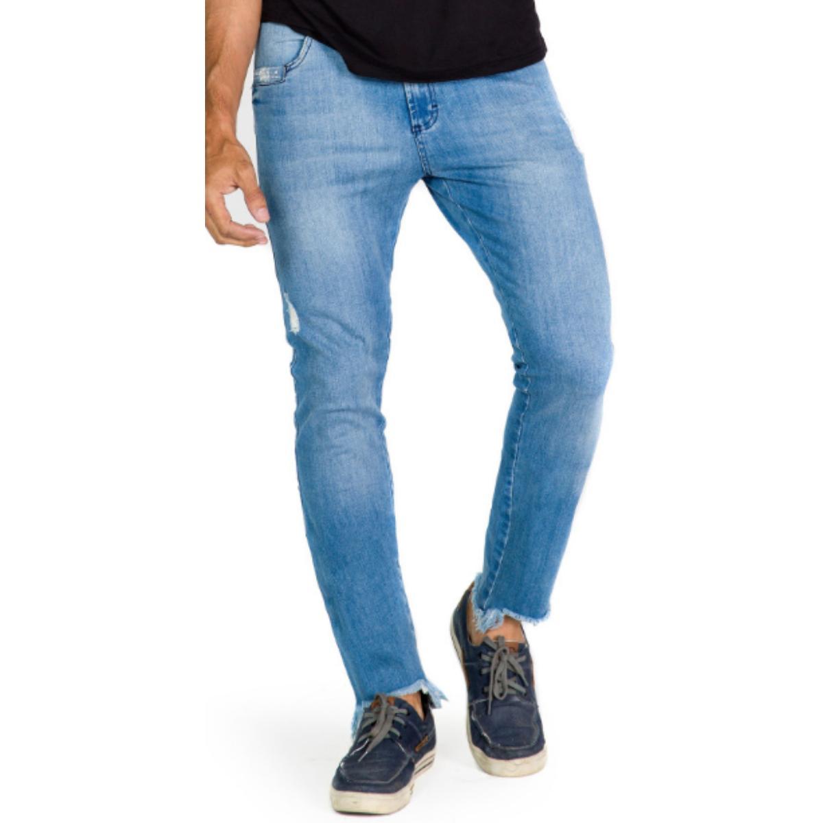Calça Masculina Index 01.01.004694 Jeans