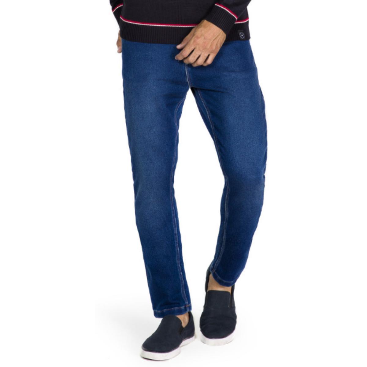 Calça Masculina Index 01.01.004749 Jeans