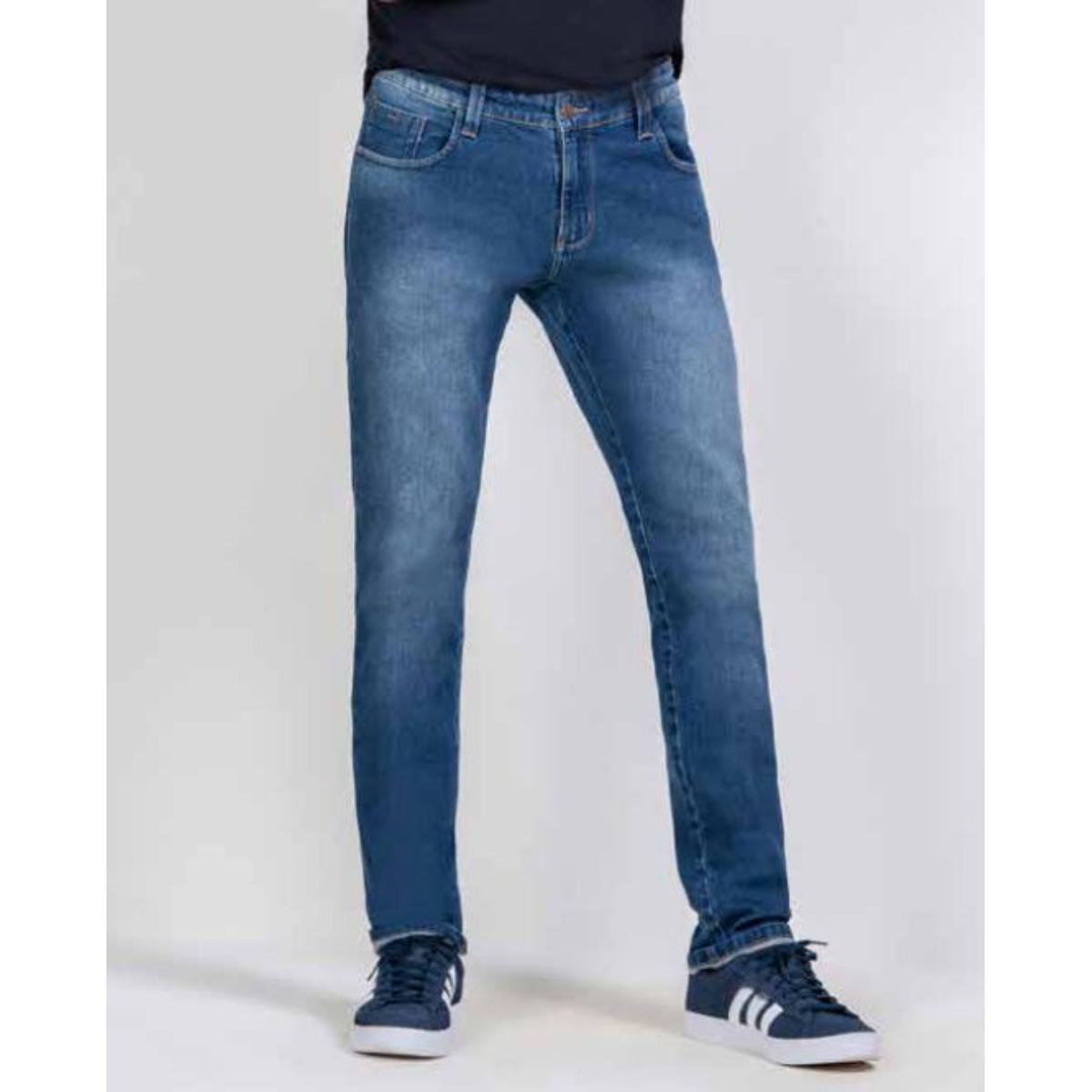 Calça Masculina Kacolako K21050 Jeans