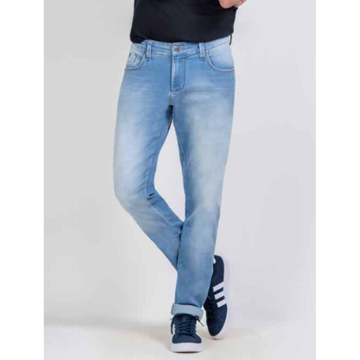 Calça Masculina Kacolako K37802 Jeans