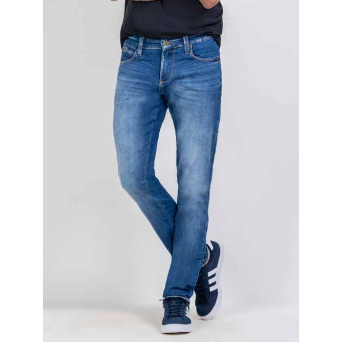 Calça Masculina Kacolako K37830 Jeans