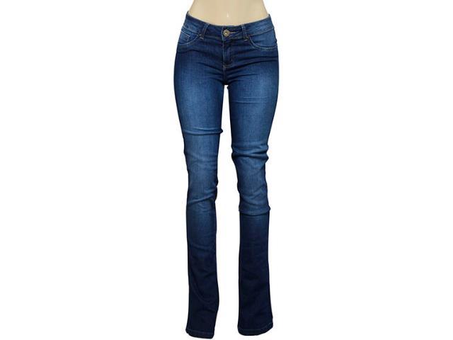 Calça Feminina Kacolako 18823 Jeans