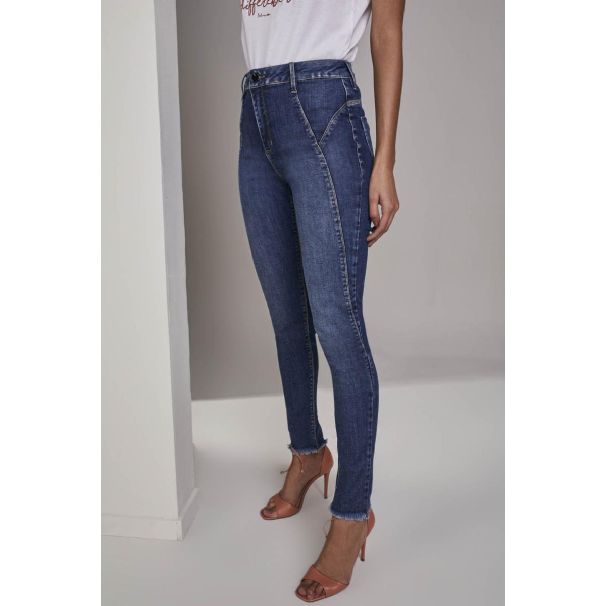 Calça Feminina Lado Avesso L115115 Jeans