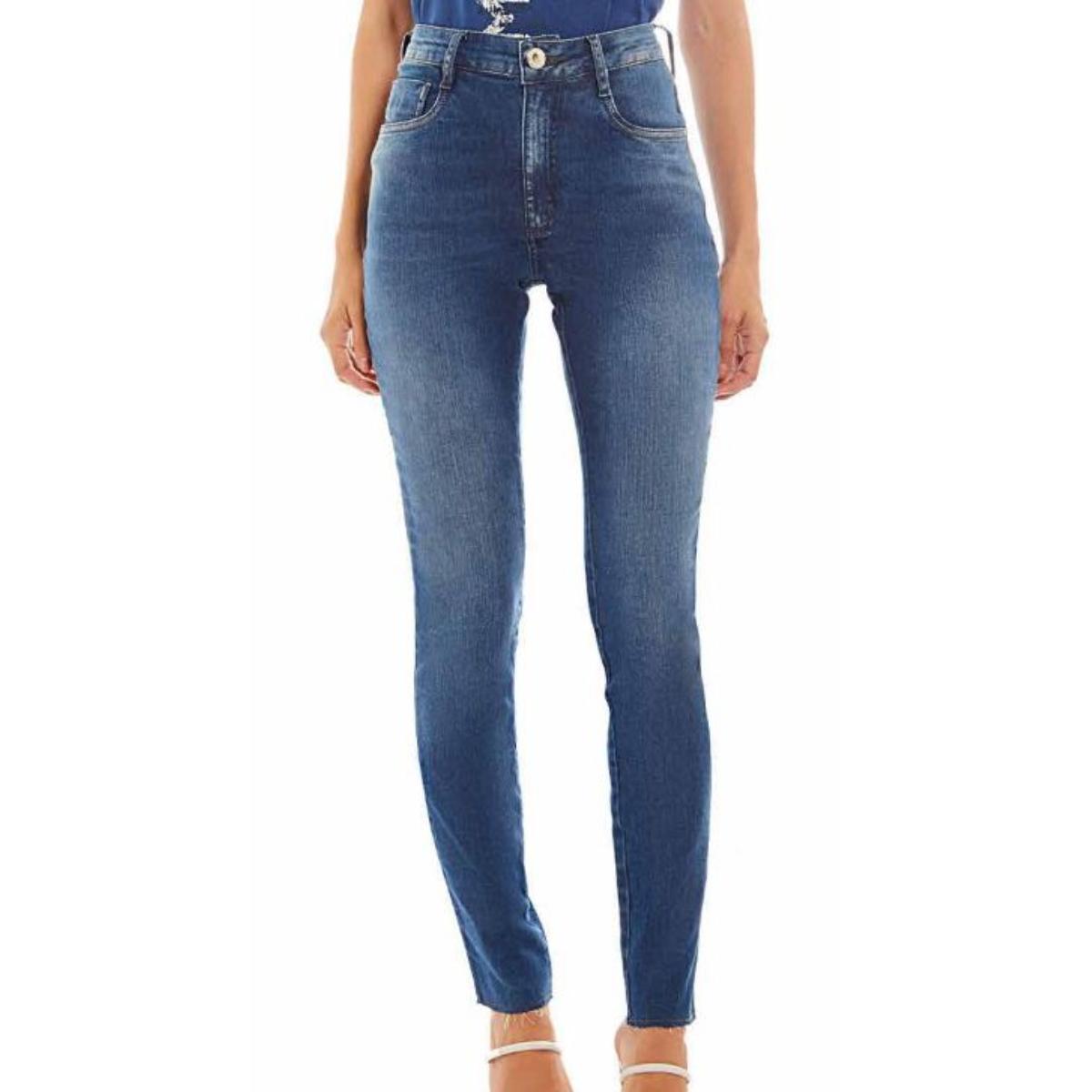 Calça Feminina Morena Rosa 10000204792 Jeans