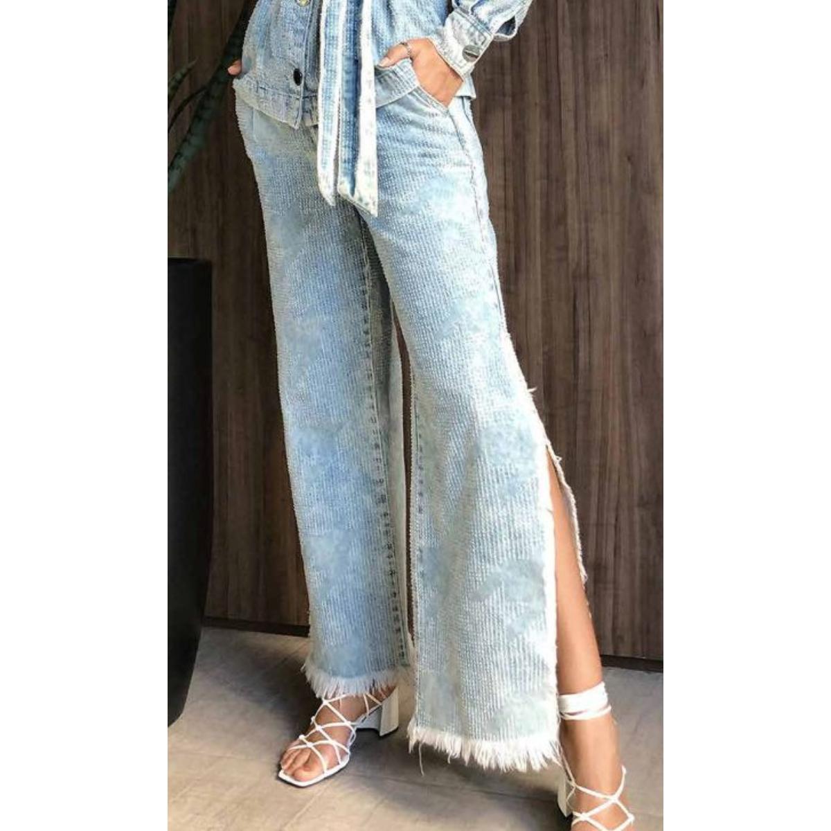 Calça Feminina Morena Rosa 10000205220 Jeans