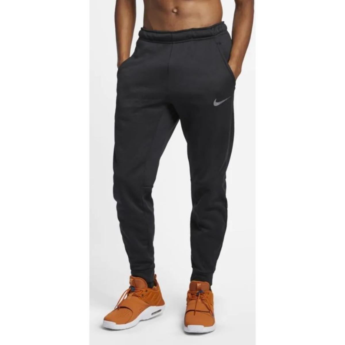 Calça Masculina Nike 932255-010 Therma Preto