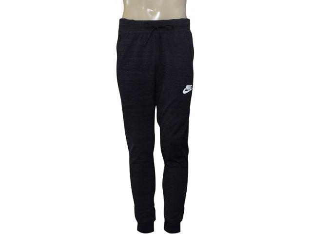 Calça Masculina Nike 837012-010 Sportswear Advance 15 Preto