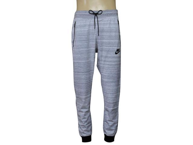 Calça Masculina Nike 837012-100 Sportswear Advance 15 Cinza