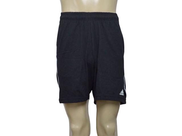 Calçao Masculino Adidas Bk7391 Ess Chels Preto