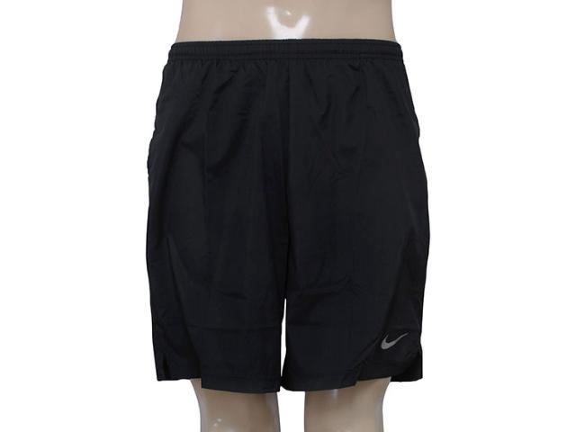 Calçao Masculino Nike 644242-010 7 Challenger  Preto