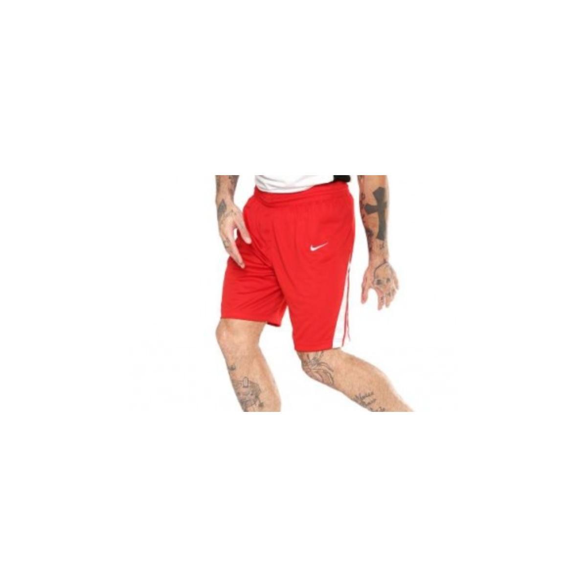 Calçao Masculino Nike 932171-658 m nk National Stk Vermelho/branco