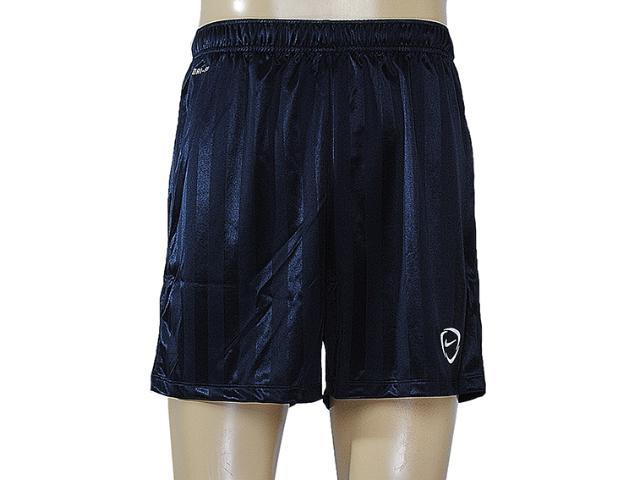Calçao Masculino Nike 544900-472 Academy Jaquard Short Marinho