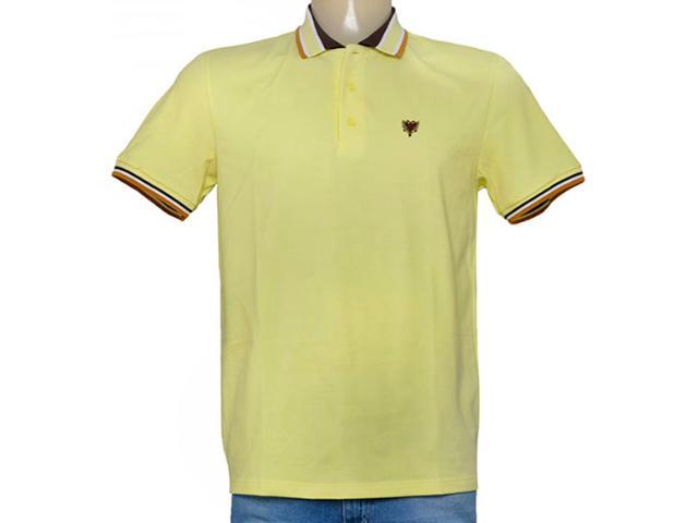 Camisa Masculina Cavalera Clothing 03.01.3824 Amarelo