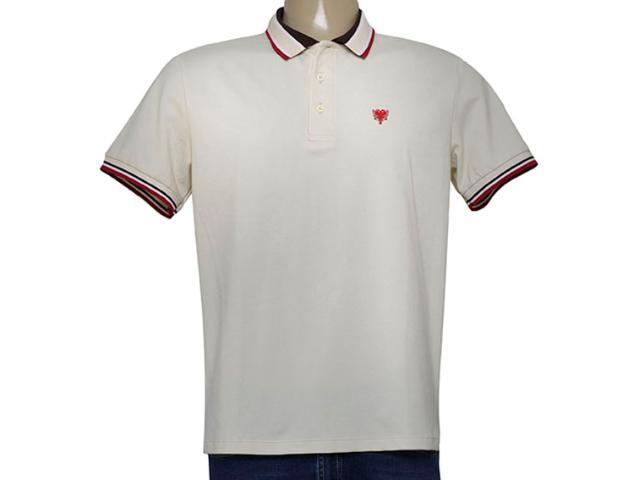Camisa Masculina Cavalera Clothing 03.01.3824 Bege Claro