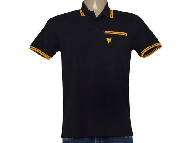 Camisa Masculina Cavalera Clothing 03.01.3820 Preto