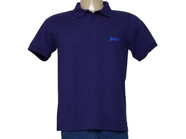 Masculina Camisa Cavalera Clothing 03.01.3938 Roxo
