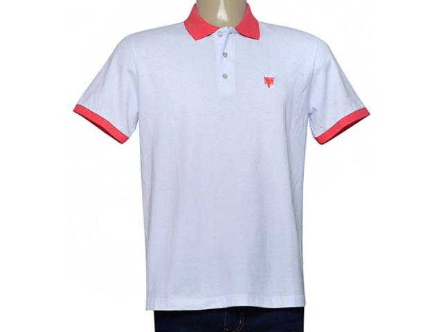 Camisa Masculina Cavalera Clothing 03.01.3881 Branco