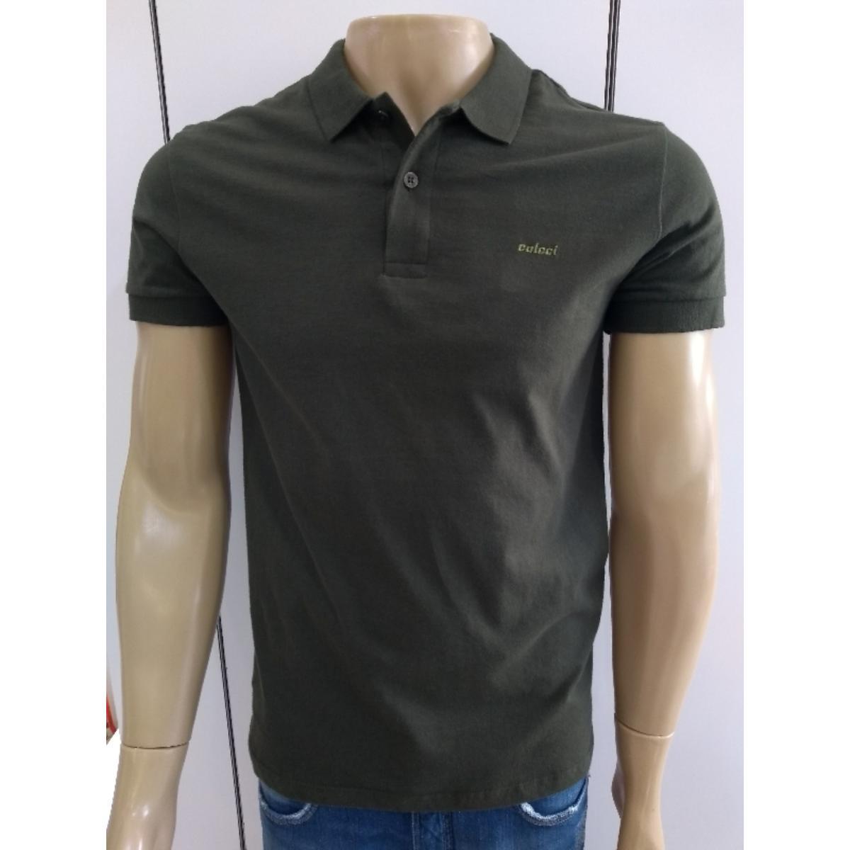 Camisa Masculina Colcci 250102207 38957 Verde