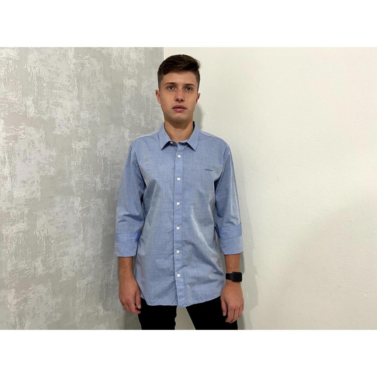 Camisa Masculina Colcci 310103237 Vc94 Estampado
