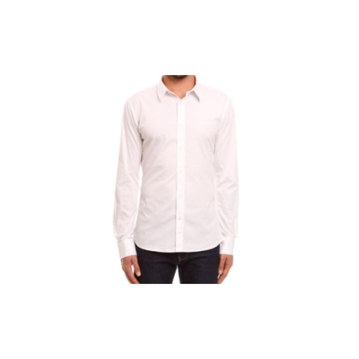 Camisa Masculina Colcci 310103397 001 Branco