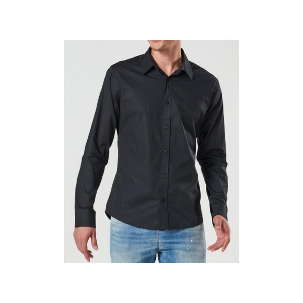 Camisa Masculina Colcci 310103194 0050 Preto