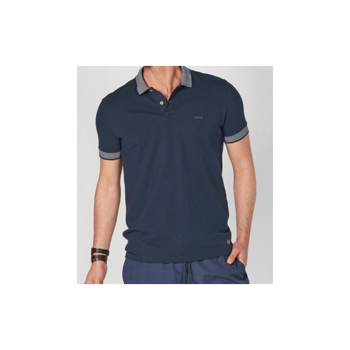 Camisa Masculina Colcci 250102202 33811 Marinho