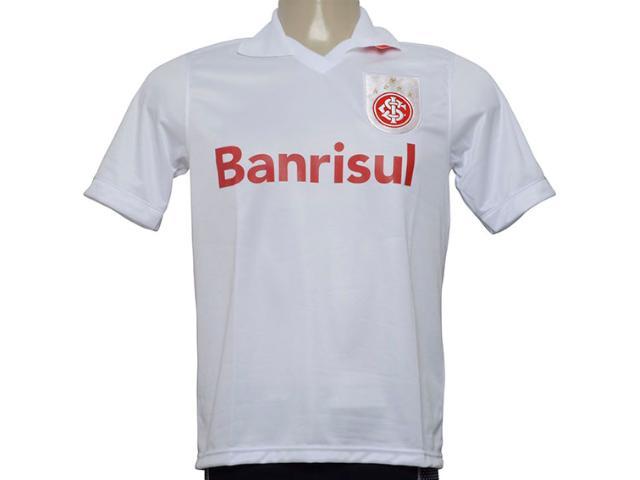 Camisa Masculina Dilva Oldoni Inter 509 Retrô Mundial Iarley  Branco