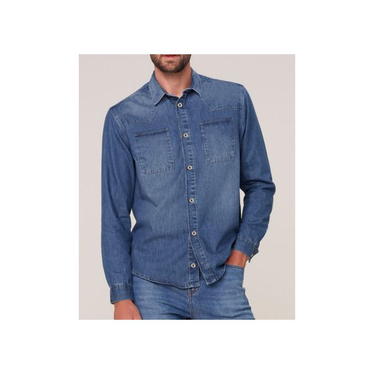 Camisa Masculina Dzarm Zilj 1asn Jeans