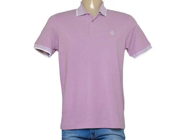 Camisa Masculina Forum 254600990 Lilas