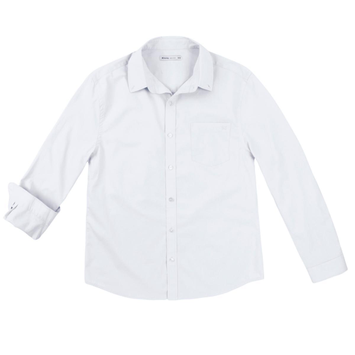 Camisa Masculina Hering K4an N0asi Branco