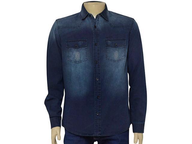 Camisa Masculina Index 07.01.000290 Jeans