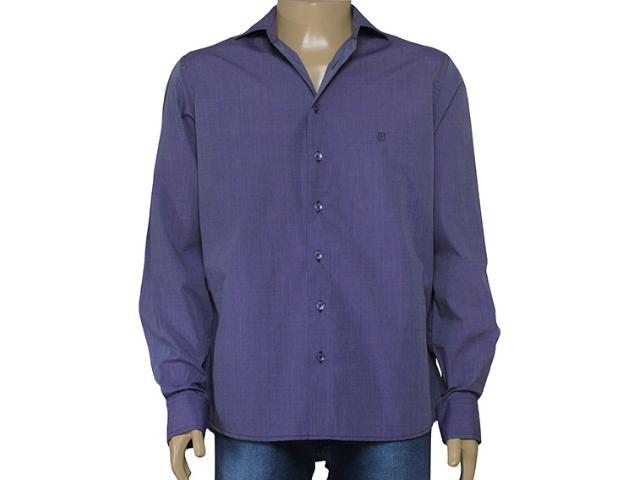 Camisa Masculina Individual 302.11606.001 Roxo