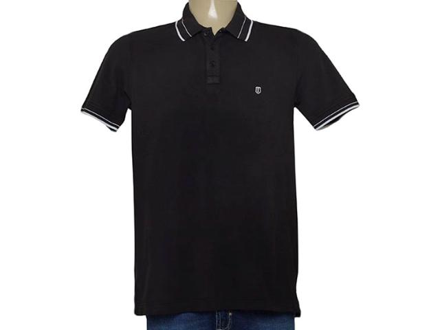 Camisa Masculina Individual 306.22222.271 Preto