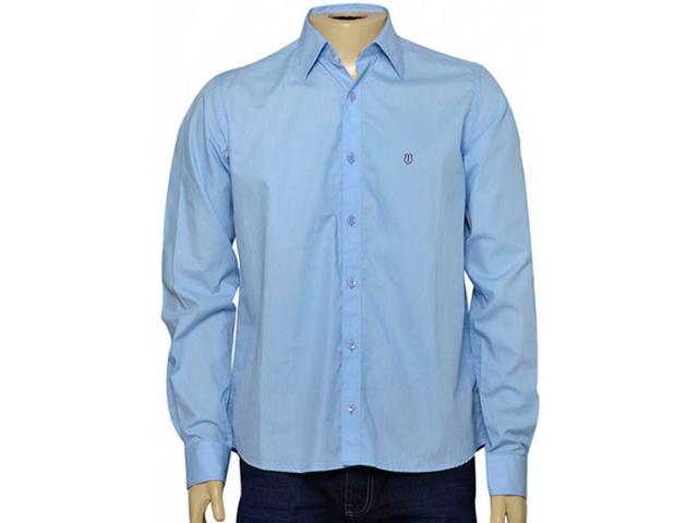 Camisa Masculina Individual 302.01017.033 Azul Claro