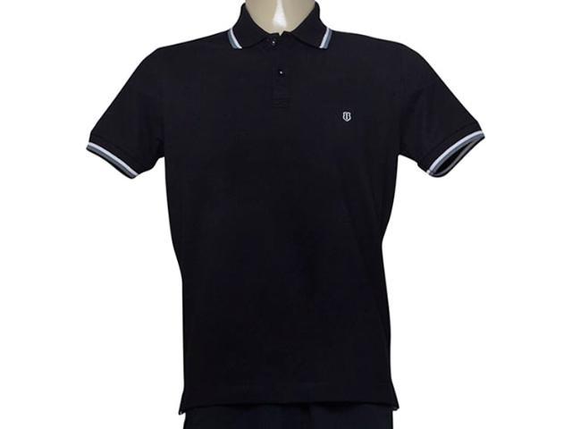 Camisa Masculina Individual 306.22222.264 Preto