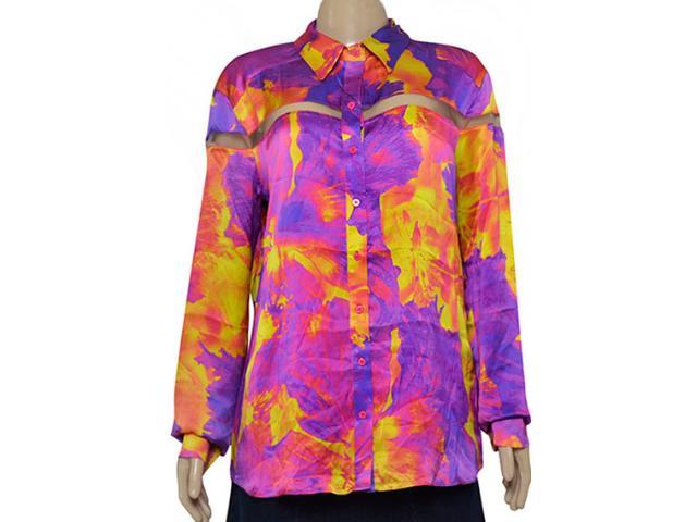 Camisa Feminina Lafort E15v170 Pink