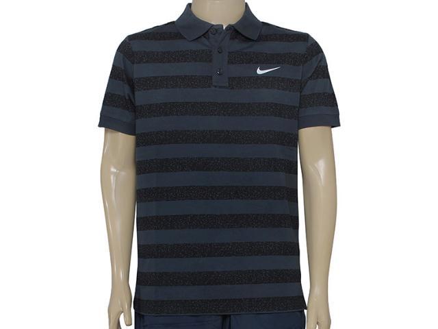 Camisa Masculina Nike 643127-008 Matchup Grafite/preto