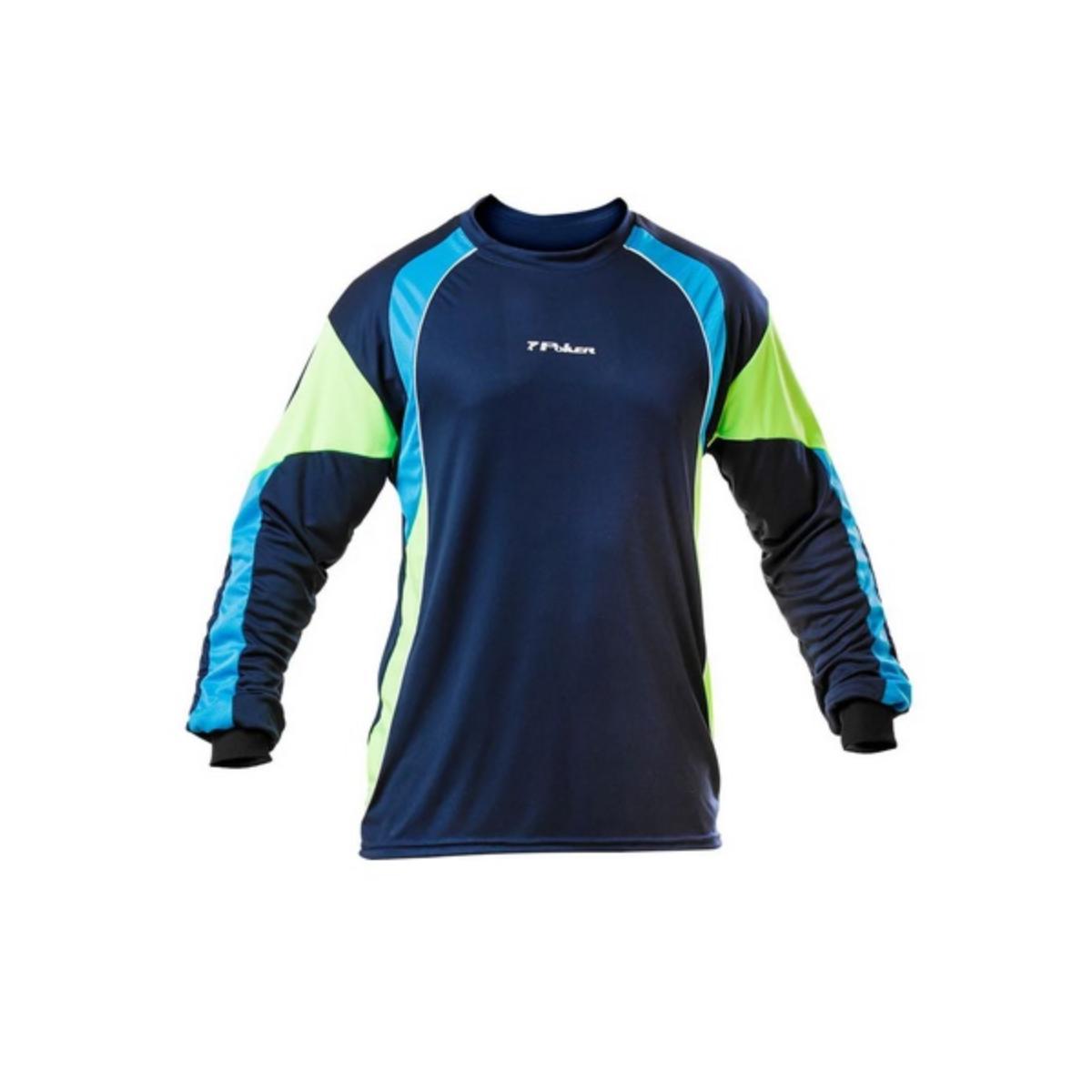 Camisa Masculina Poker 04945 Marinho/azul