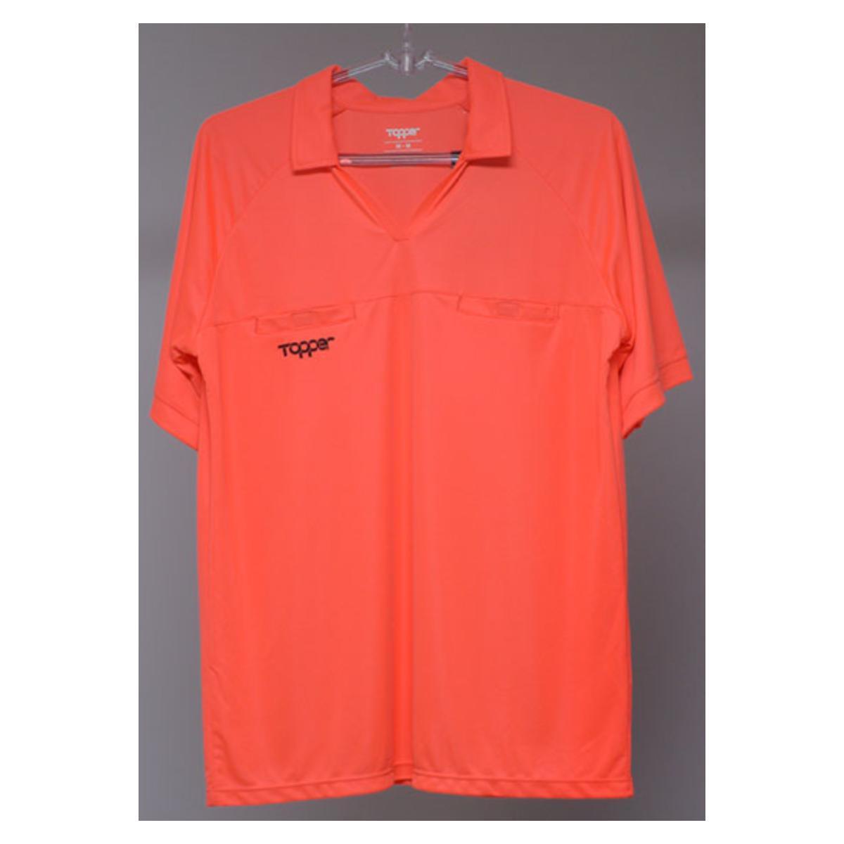Camisa Masculina Topper 4319039 Classic Coral Neon