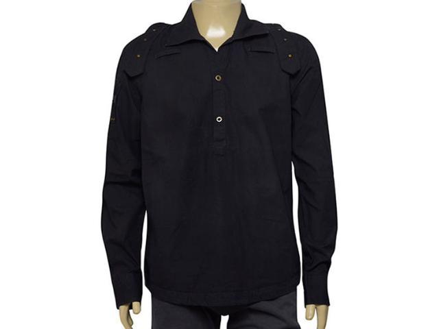 Camisa Masculina Young Spirit 1176202/1 Preto