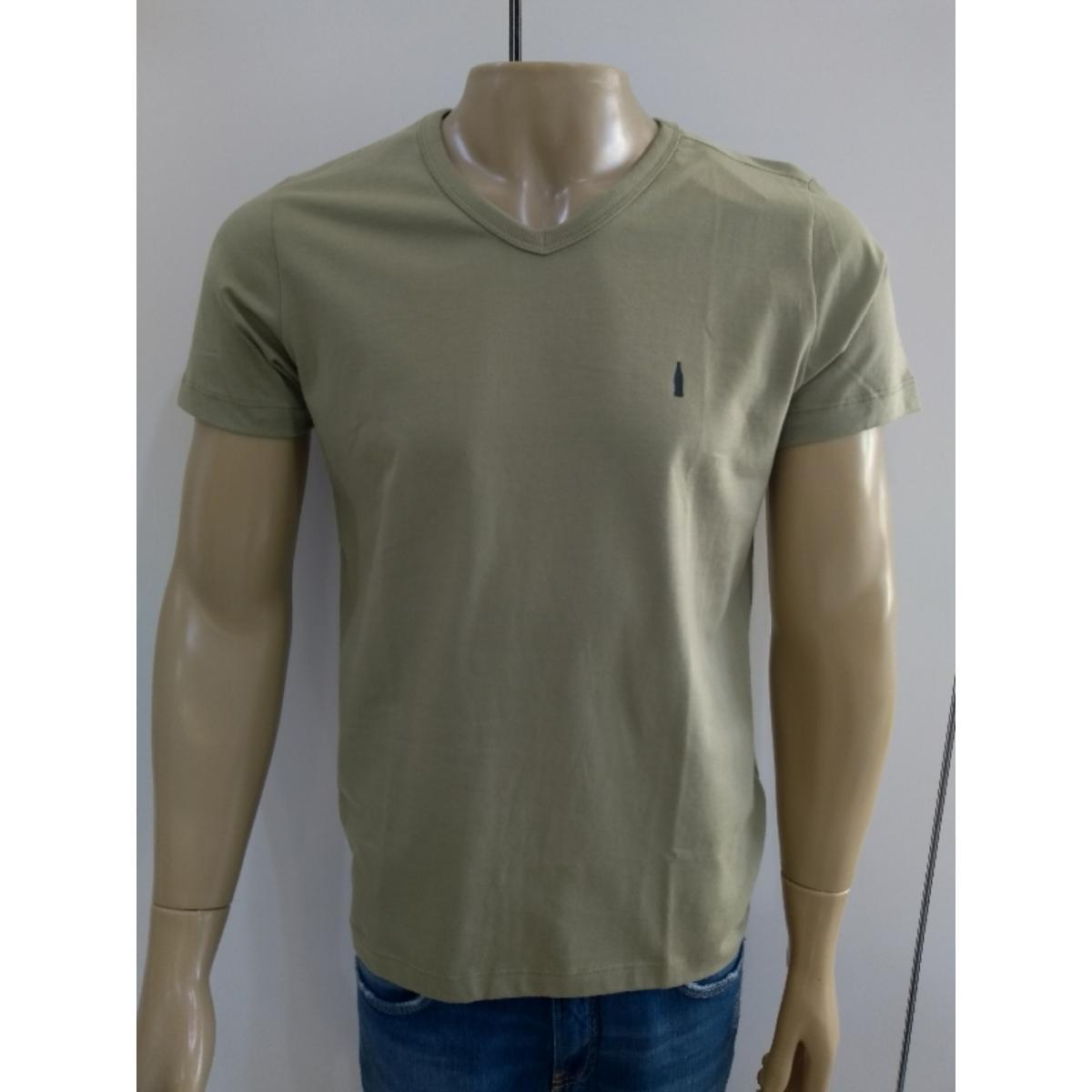 Camiseta Masculina Coca-cola Clothing 353206960 38924 Verde