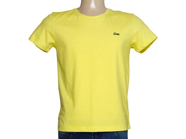 Camiseta Masculina Coca-cola Clothing 353204086 Limão