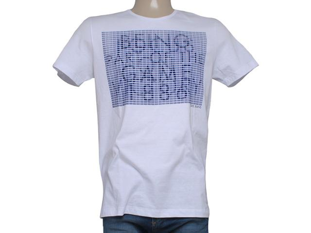 Camiseta Masculina Coca-cola Clothing 353204326 Branco