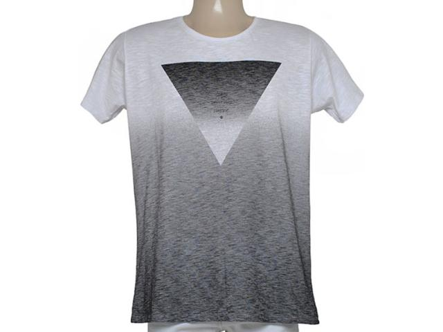 Camiseta Masculina Coca-cola Clothing 355200026 Branco